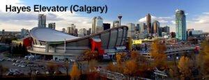 Hayes Elevator Calgary